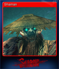 Shadow Warrior Card 7