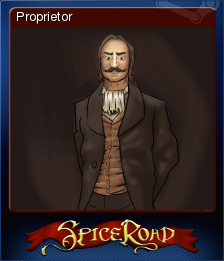 Spice Road Card 7