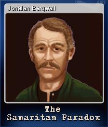 The Samaritan Paradox Card 06