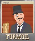 Turmoil Foil 8
