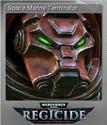 Warhammer 40,000 Regicide Foil 05