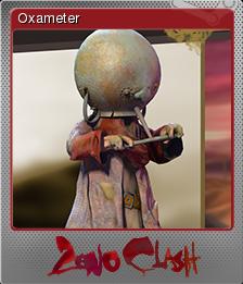 Zeno Clash Foil 7