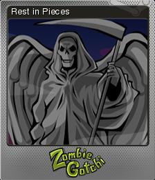 Zombie Gotchi Foil 5