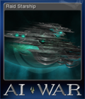 AI War Fleet Command Card 6