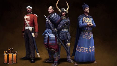 Age of Empires III Complete Collection Artwork 4