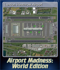 Airport Madness World Edition Card 7