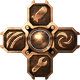 Anomaly Warzone Earth Badge 2