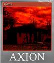Axion Foil 2