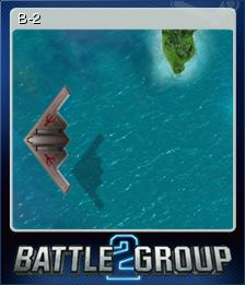 Battle Group 2 Card 07