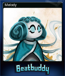 Beatbuddy Tale of the Guardians Card 5