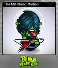 Beware Planet Earth Foil 6