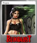 BloodLust Shadowhunter Foil 7