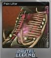 Brutal Legend Foil 13