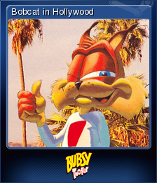 Bubsy Two-Fur Card 10