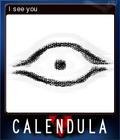 CALENDULA Card 5
