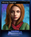 Fairy Tale Mysteries The Puppet Thief Card 5