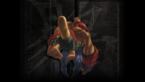 Guilty Gear Isuka Artwork 08