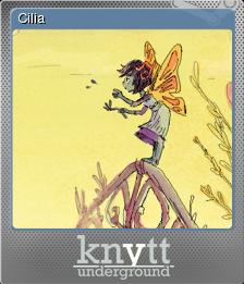 Knytt Underground Foil 1