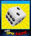 MiniOne Racing Card 5