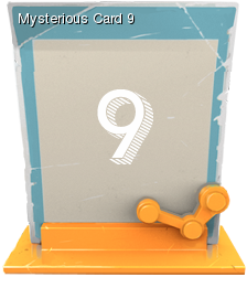 Mysterious Card 09