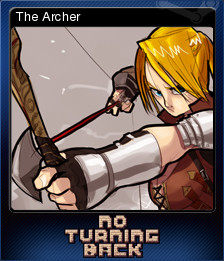 No Turning Back The Pixel Art Action-Adventure Roguelike Card 3