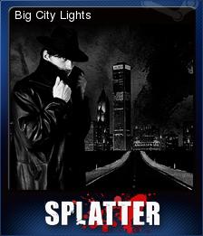 Splatter - Blood Red Edition Card 7