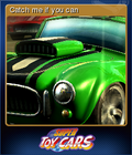Super Toy Cars Card 5