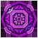The Treasures of Montezuma 4 Emoticon purple gem