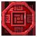 The Treasures of Montezuma 4 Emoticon red gem
