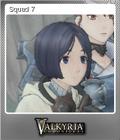 Valkyria Chronicles Foil 5