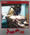 Zeno Clash Foil 8