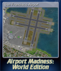 Airport Madness World Edition Card 5