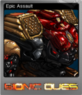 Bionic Dues Foil 1