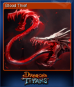 Dragons and Titans Card 3