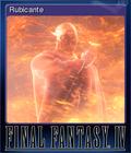 FINAL FANTASY IV Card 7