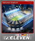 FX Eleven Foil 6