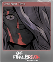 One Final Breath Episode One Foil 5