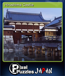 Pixel Puzzles Japan Card 09