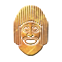 Rome Total War Emoticon Helmeted