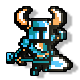 Shovel Knight Badge 1