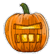 Sir You Are Being Hunted Emoticon pumpkin