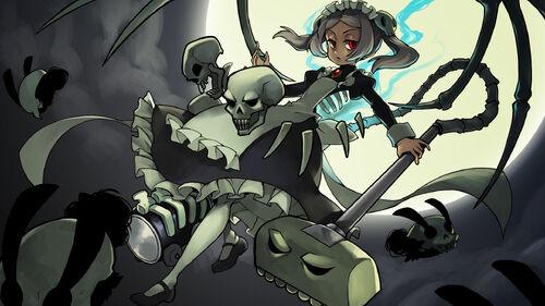 Skullgirls Artwork 13