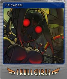 Skullgirls Foil 06