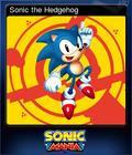 Sonic Mania Card 7
