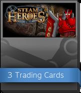 Steam Heroes Booster Pack