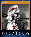 The Cat Lady Card 2