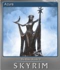 The Elder Scrolls V Skyrim Foil 1