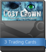 The Lost Crown Booster Pack