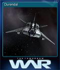 The Tomorrow War Card 1