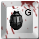 The Typing of The Dead Overkill Badge 3